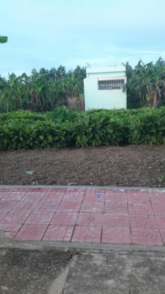 Đất mặt tiền lộ 30m kdc tân xuyên - tp cà mau
