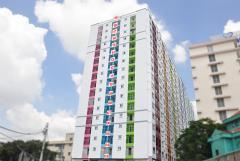 Hot hot căn hộ giá rẻ 8x plus quận 12 mặt tiền trường chinh