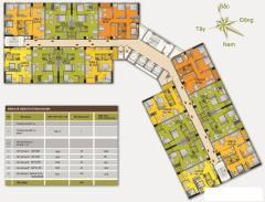 Chính chủ cần bán gấp căn 63,2m2 tòa ct3 linh đàm.