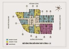 Bán chung cư ct36 dream home bộ quốc phòng