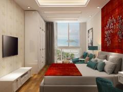 Chuyên bán căn hộ sơn thịnh 2 cách biển 50m giá 19 triệu/m