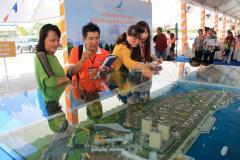 Đất nền dự án marine city vũng tàu  khu đô thị phố biển