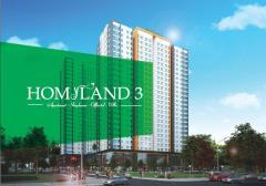 Căn hộ homyland 3 22tr/m2, ck 11%, căn hộ chất lượng