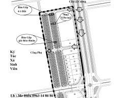 Bán gấp ô đất gần trường đại học thuộc kđt mới phía nam hd