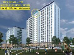 Toà nhà chung cư td-homes ct2 thuộc khu đô thị mới tuệ tĩnh