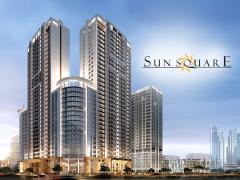 Bán cắt lỗ 300 triệu căn hộ 110m2 chung cư sun square mỹ đìn