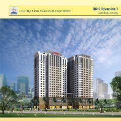 Cần bán căn 08 (62,72 m2) tháp b chung cư 122 vĩnh tuy, gần