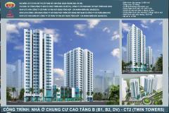 Bán căn hộ thông tầng 134m2 duy nhất tại dự án b1b2 linh đàm
