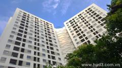 Tôi cần bán chung cư ct3 linh đàm tầng 18 căn 57m2