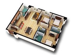 Chủ căn hộ 1101 chung cư d2ct2 linh đàm 3 ngủ cần bán