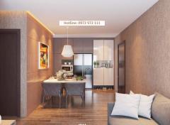 Bán căn 90m2 tầng 12 tòa hud3 nguyễn đức cảnh ký trự