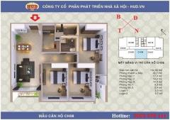 Bán căn hộ 808 chung cư a1 ct2 linh đàm 104.6m2 chính chủ