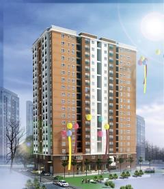 Mở bán chung cư 129d trương định dt 85-120m2 giá từ 24tr/m2