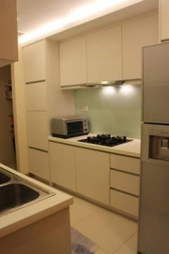 Cho thuê chung cư green park, 104m2, 3 phòng ngủ, đủ đồ 15tr