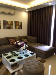 Cho thuê căn hộ chung cư mandarin garden, 128m2, 2 ngủ đủ đồ
