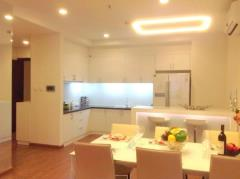 Cho thuê chung cư diamond flower, 3 phòng ngủ, 0904600122