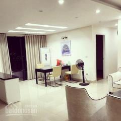 Cho thuê căn hộ có 104m2 3pn đủ đồ 11tr/th 0915074066