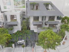 Biệt thự song lập gamuda 147-157- 220m2 - đóng 50% nhận nhà