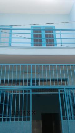 Nhà 4mx11m, đúc 1 tấm suốt, giá 980 triệu, đường liên ấp 123