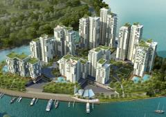 Chuyển nhượng căn hộ tháp madives đảo kim cương view sông