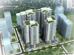 Bán chung cư việt đức complex 164 khuất duy tiến căn 73m2 lh