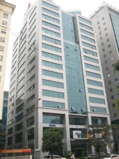 Cho thuê văn phòng tòa nhà việt á, duy tân. dt 100m2, 150m2
