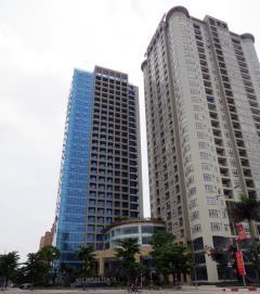 Cho thuê văn phòng tòa nhà md complex, mỹ đình, 130m2, 220m2