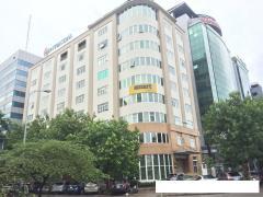 Cho thuê văn phòng 170m2 tòa nhà intracom,0948175561