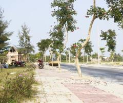 Bán lô đất đường 17,5m cách resort spa sông hàn 500m giá rẻ.