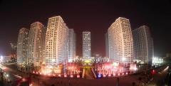 Cho thuê 1 phòng ngủ trong căn hộ tại times city