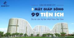 Cùng khám phá khu căn hộ đẹp nhất quận 7 - river city, tt 1%