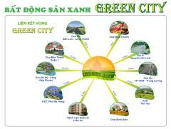 Bất động sản xanh green city cơ hội đầu tư số 1 nam sài gòn