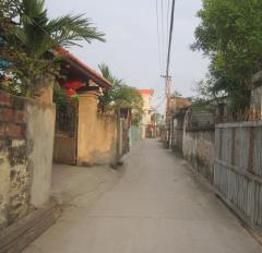Bán bất động sản tại thôn tiền phong, xã kim lan, huyện gia