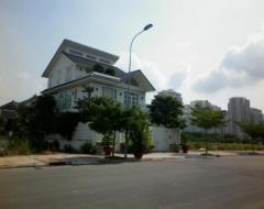Biệt thự 15x18m khu dân cư ven sông tân phong q7. giá 26 tỷ