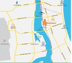 Bán căn hộ chung cư the monarchy view sông hàn, đà nẵng