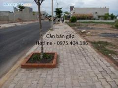 Bán nhanh lô đất dịch vụ vạn phúc 43m2 mặt chính khu đô thị