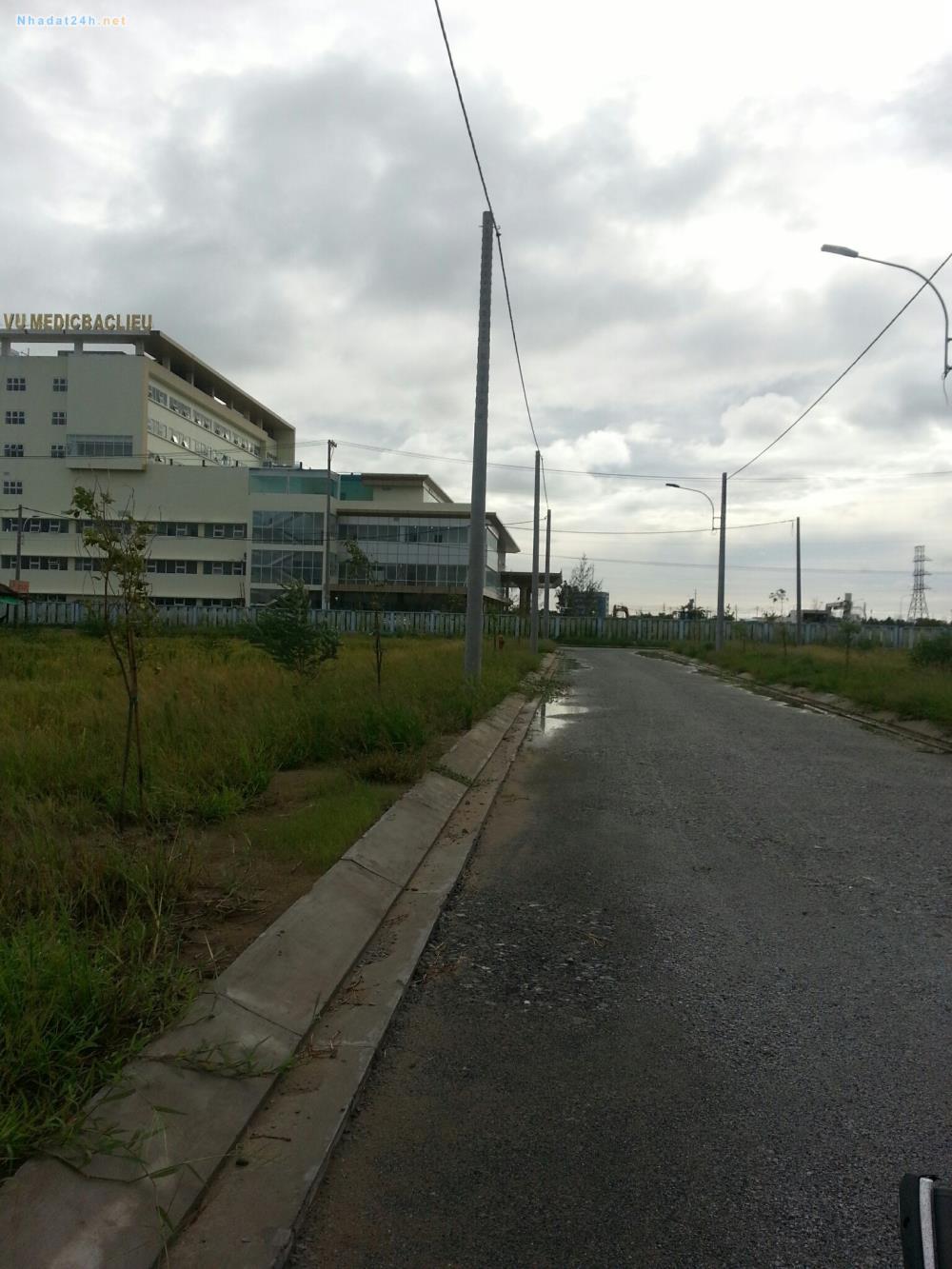 Khu dân cư Tràng An - Bạc Liêu