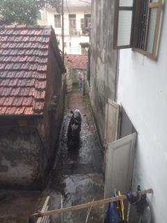 Cho thuê nhà 3 tầng bến đoan, gần nhà hàng phù đổng