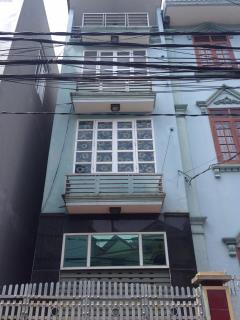 Cho thuê nhà 3.5 tầng ngõ 5 cao thắng,4pn+3vs,oto đỗ cửa