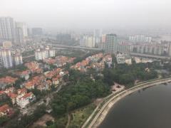 Cho thuê căn hộ 3 phòng ngủ 82 m2 view hồ 5.5 triệu/tháng.