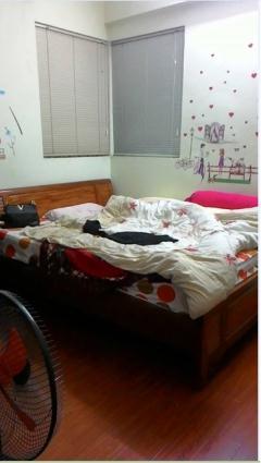 Cho thuê căn hộ tại cầu giấy,đủ đồ 2 phòng ngủ,7 triệu/tháng