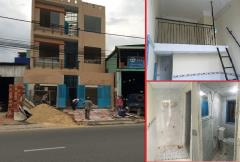 ♦♦ phòng trọ mới xây q.b.tân,1t7-2t5,có gác,toilet; miễn phí