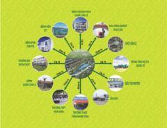Đất nền dự án green lake giá chỉ từ 594triệu/nền