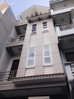 Bán nhà 4 tầng đường thanh bình,nam định (đối diện nhà máy b