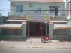 Mặt tiền thuận lợi kinh doanh buôn bán trên đường quang trun