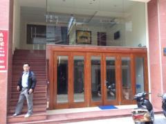 Cho thuê từng tầng làm văn phòng trong tòa nhà vp 8t