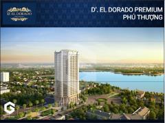 View trọn hồ tây, căn hộ hạng sang d'el dorado chỉ với 1,6 t
