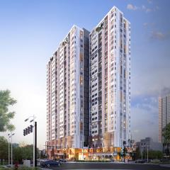Mở bán căn hộ duplex đâu tiên ở q8 mặt tiền tạ quang bửu