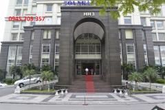Cđt  cho thuê văn phòng tòa sudico mỹ đình sông đà hh4