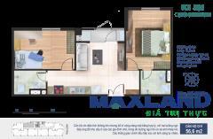 Cần bán gấp căn hộ tầng 7, 56,6 m2 chung cư 259 yên hòa ( yê